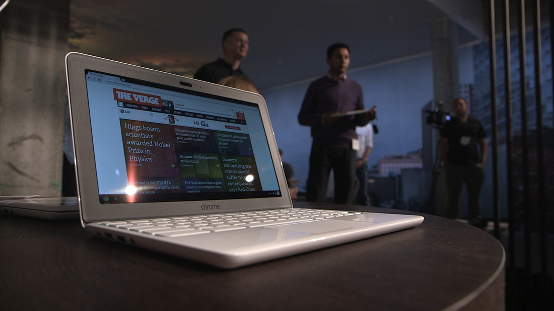 chromebook hands-on
