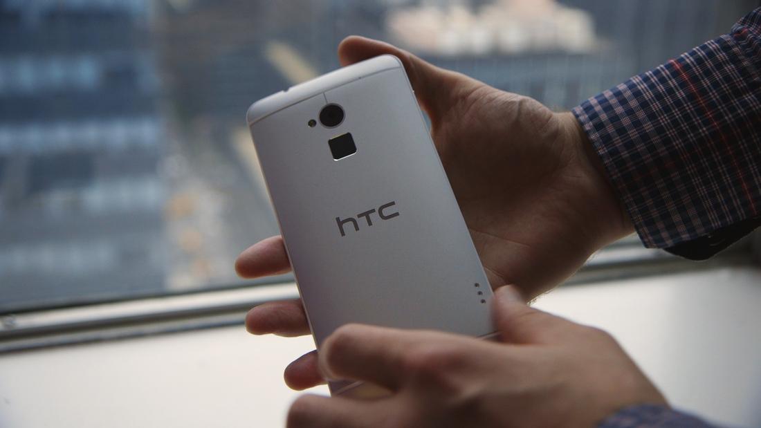 HTC One still