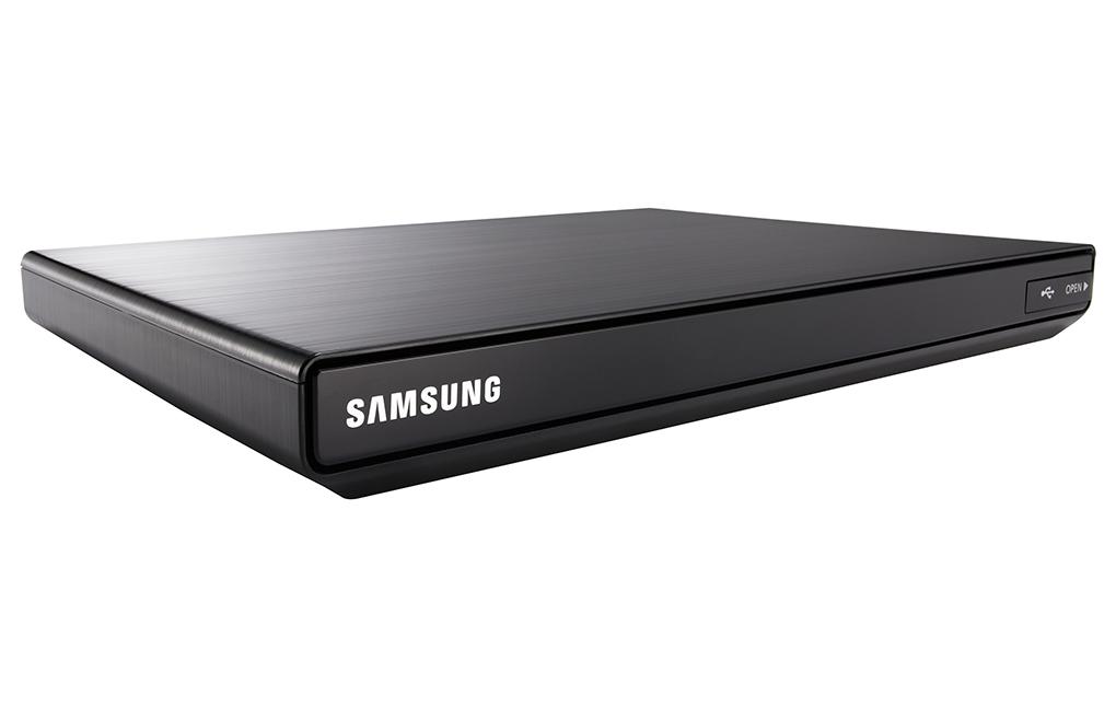 Samsung Smart Media Player press