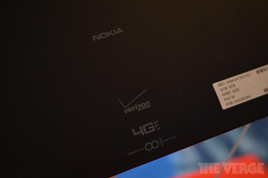 Gallery Photo: Nokia Lumia 2520 for Verizon