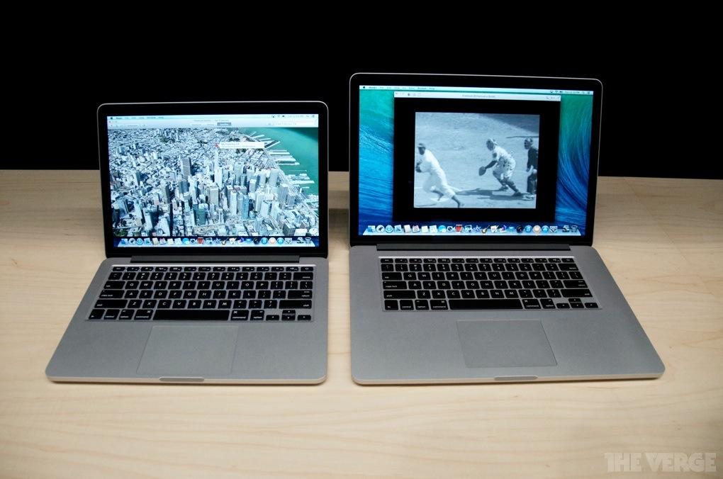 macbook pro hands-on