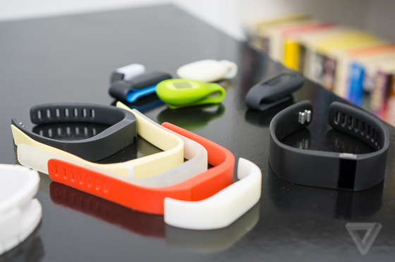 Fitbit prototypes