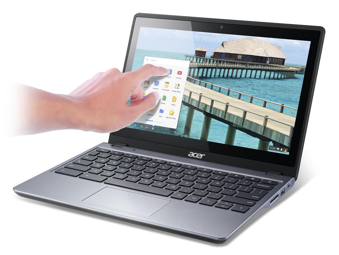 Acer C720P Touchscreen Chromebook