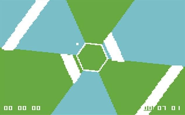 Micro Hexagon