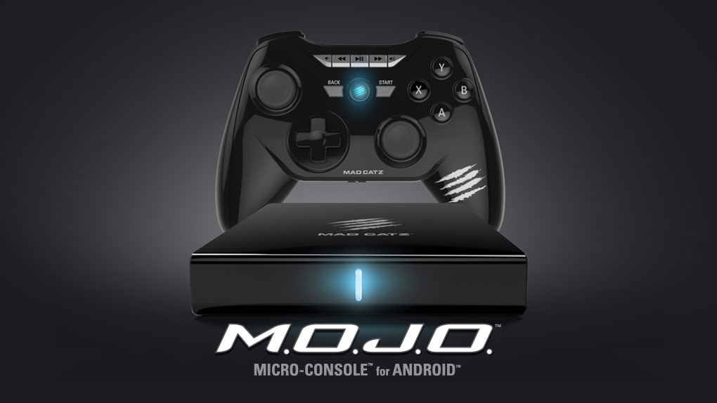 Mojo Android console