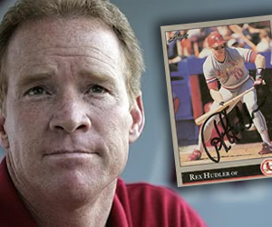 Episode 10 of the JoeSportsFan Show: The One with Rex Hudler