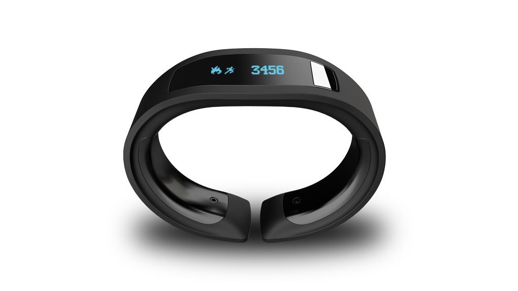 Movea G-series multisport wristband