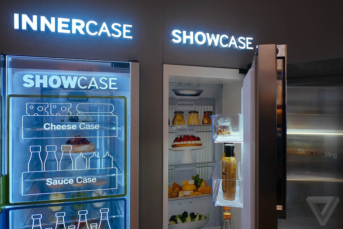 Goodbye Twitter fridges, hello 3D-printed food: the appliances of CES 2014