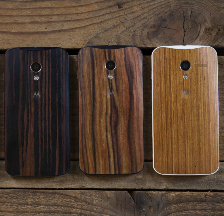 Wood Moto X