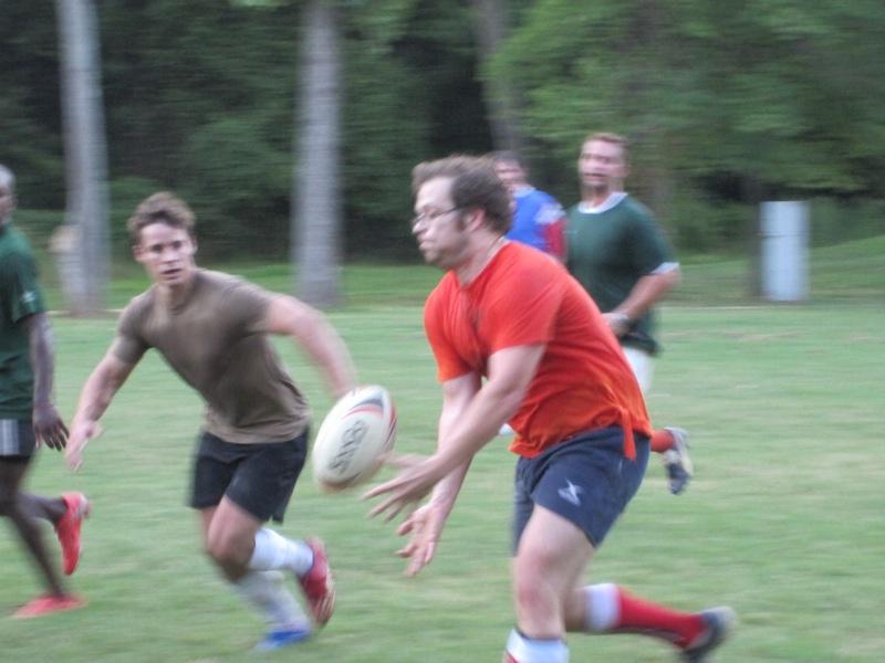 Spencer Rugby