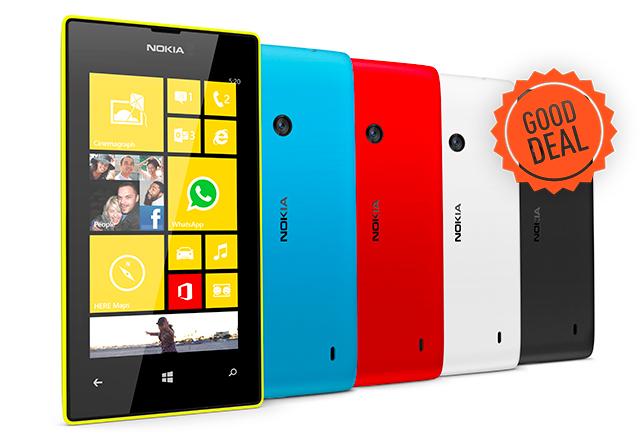 Lumia 520 good deal