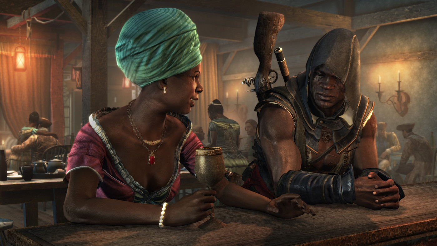 Black developers speak out on stereotypes in gaming - Polygon