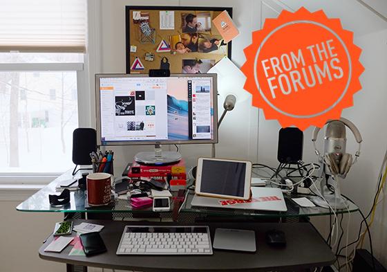 Share your desk FTF