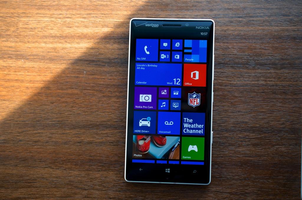 Nokia Lumia Icon 1024px