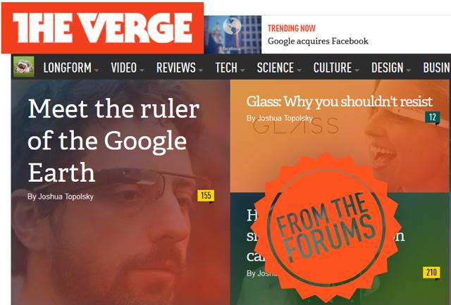 Verge 2024 headlines FTF