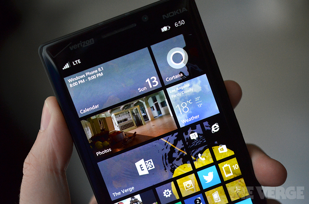 Windows Phone 8.1 share
