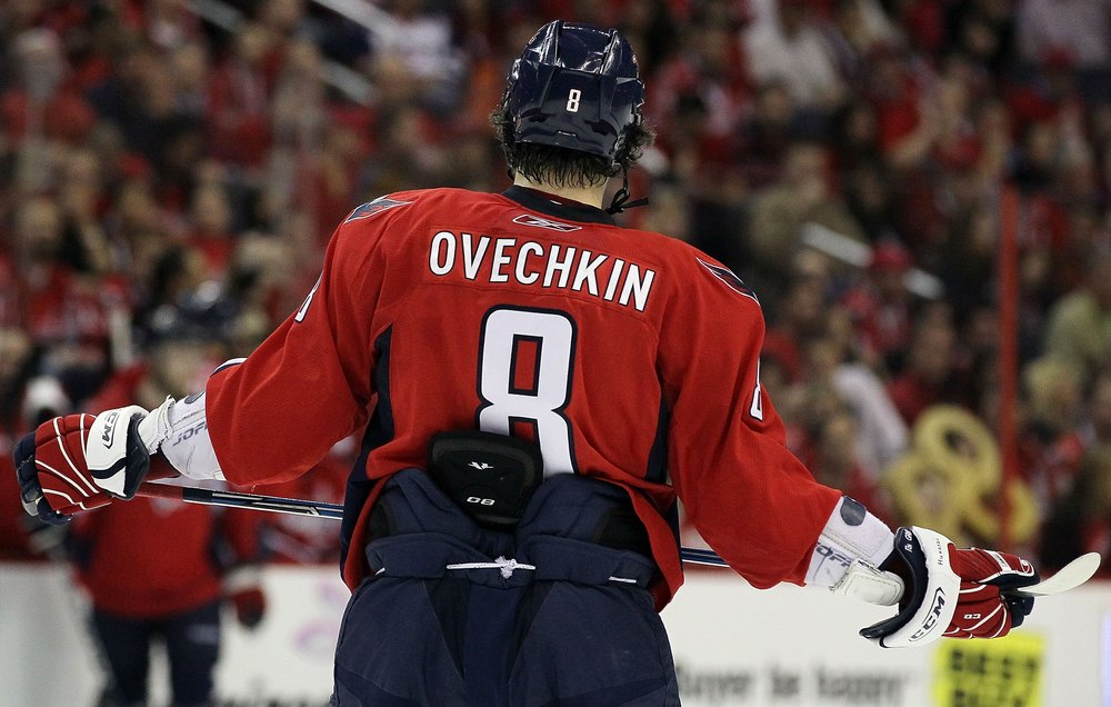 Alex Ovechkin (Jim McIsaac/Getty Images)