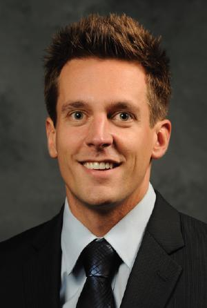 Brian Poile, Nashville's new Director of Hockey Operations.