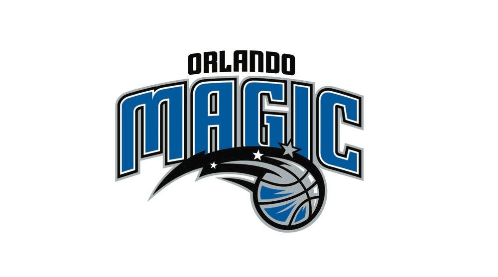 New Orlando Magic logo with sufficient white border