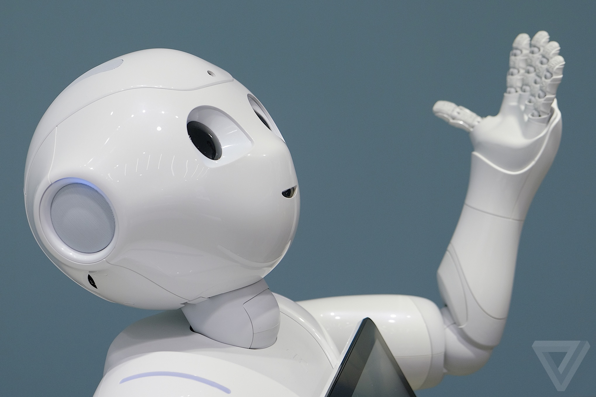 softbank pepper robot