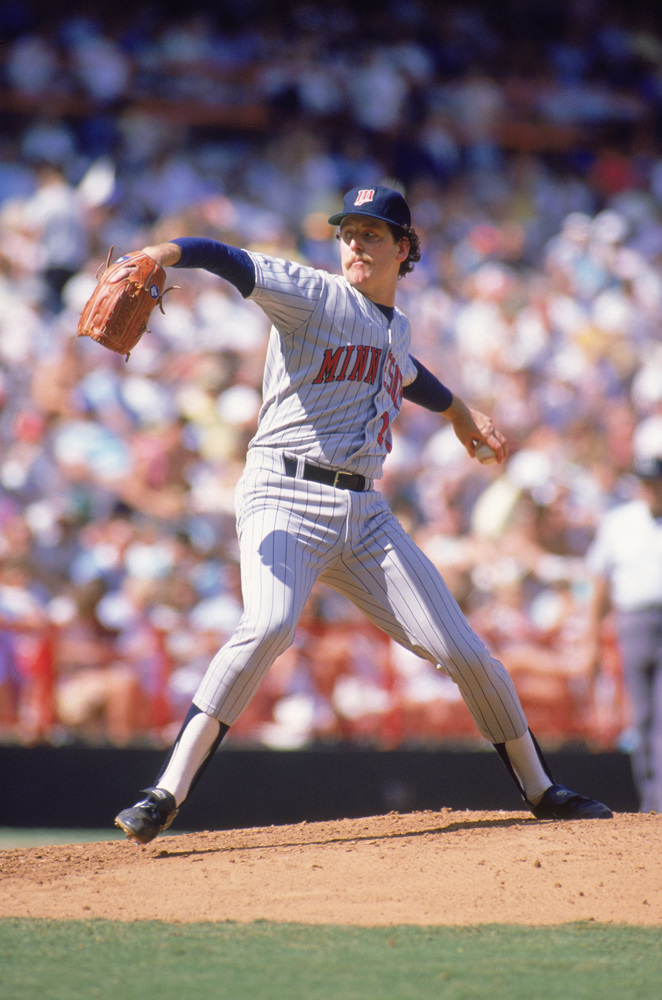 There was lots of sweet music in Minnesota whenever Frank Viola went to the pitcher's mound.