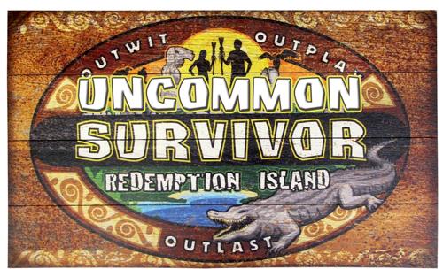 uncommon survivor 22 banner