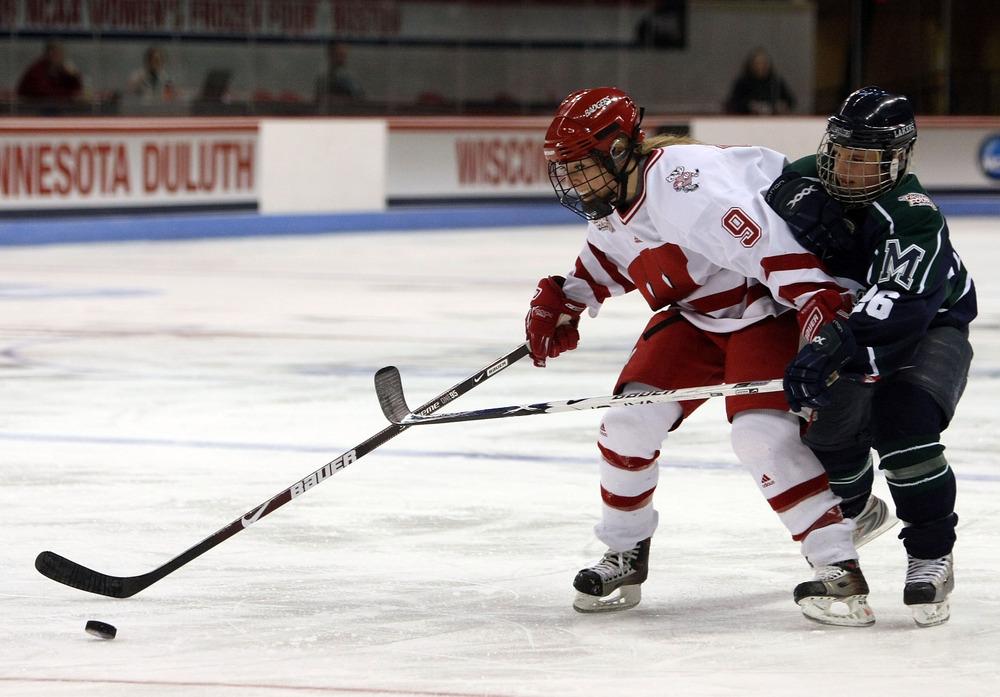wisconsin mercyhurst women's ncaa hockey