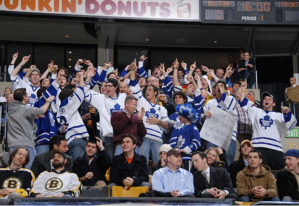 The Marlies deserve some support.