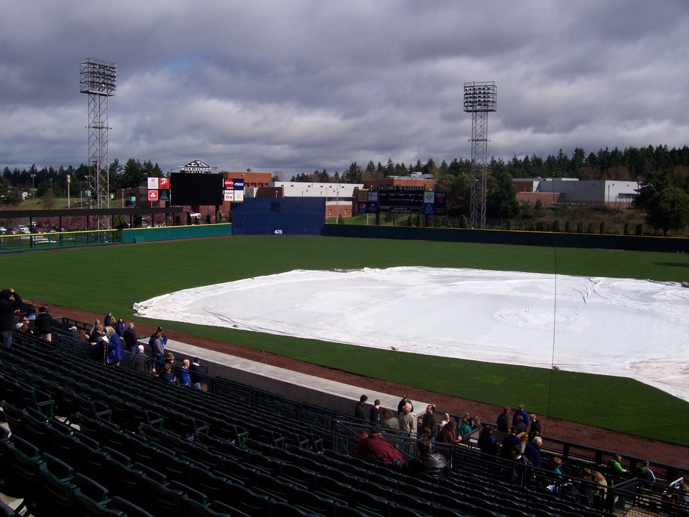Cheney Stadium, home of the Tacoma Rainiers, underwent an extensive remodel over the past offseason.