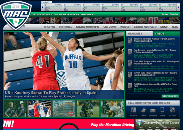 It still has a few kinks to be worked out, but so far the new website is impressive.
