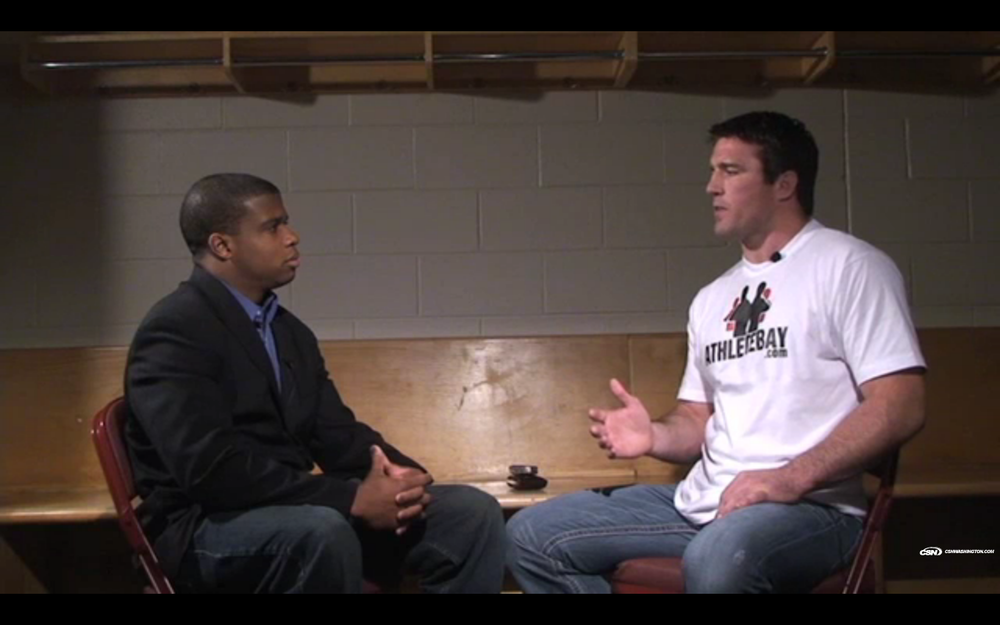 Dustin Green and Chael Sonnen