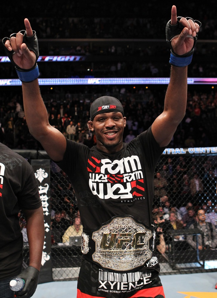 Jon Jones UFC Champ