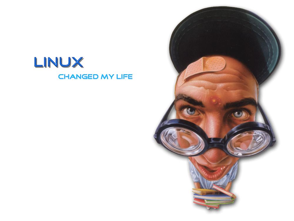 Linux nerd