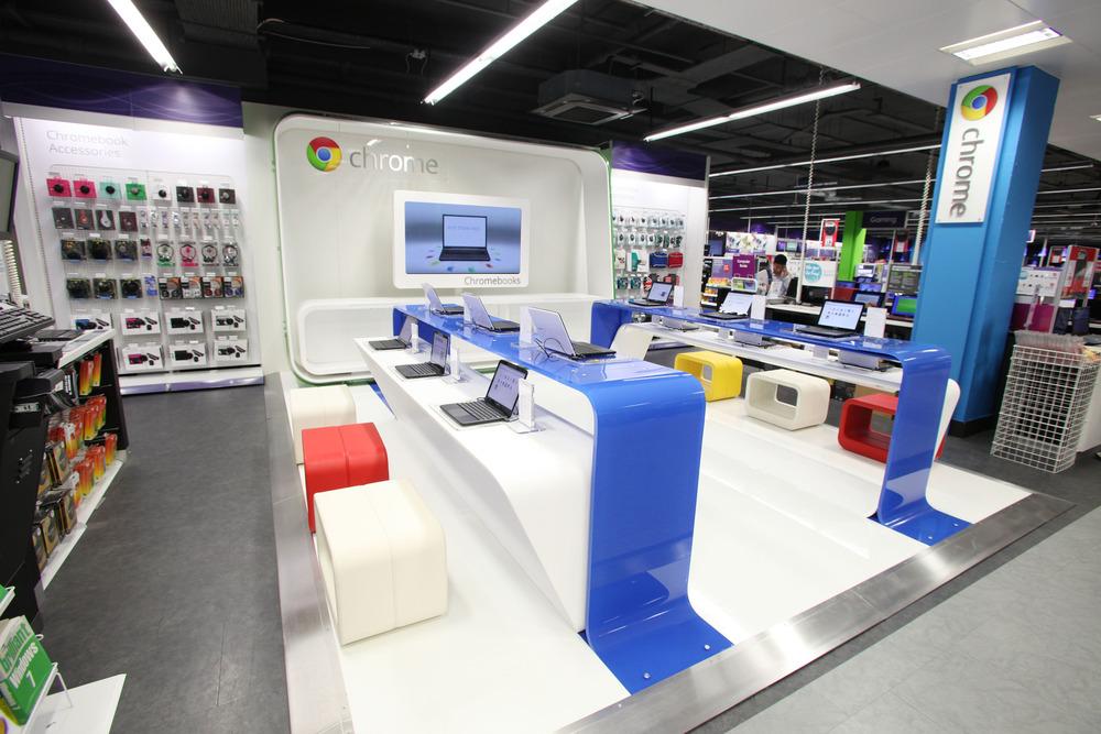 Google Store Large