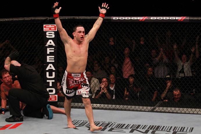 Frankie Edgar UFC 136