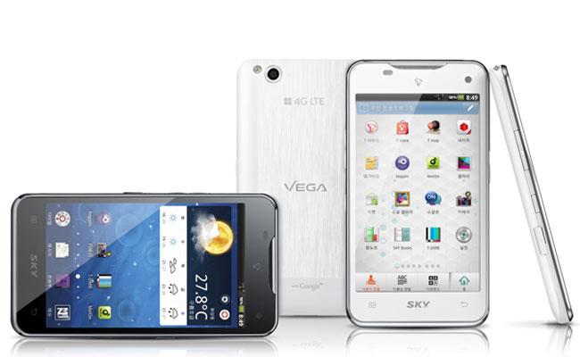 Pantech Vega LTE
