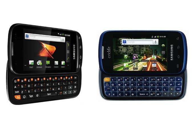 Samsung Transfix and Transform Ultra