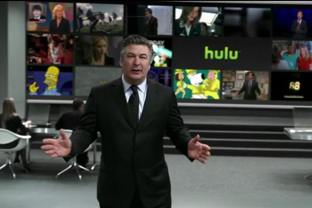 Hulu stock image