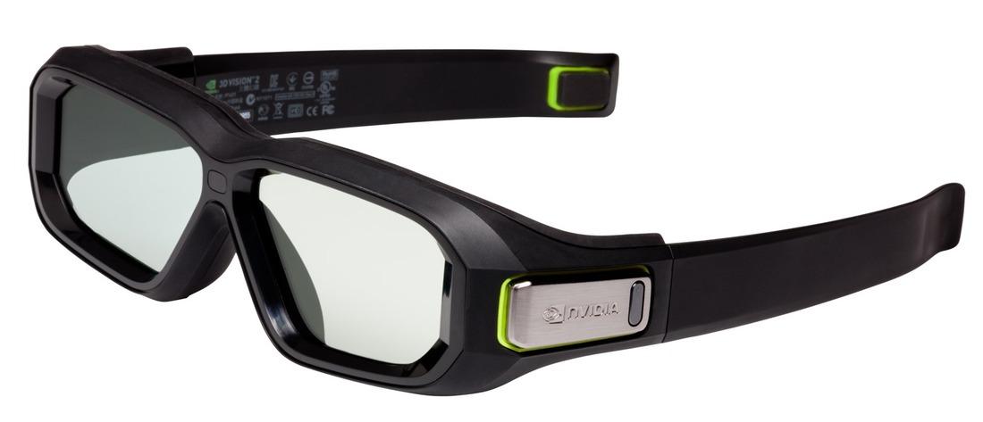 3D Vision 2 glasses