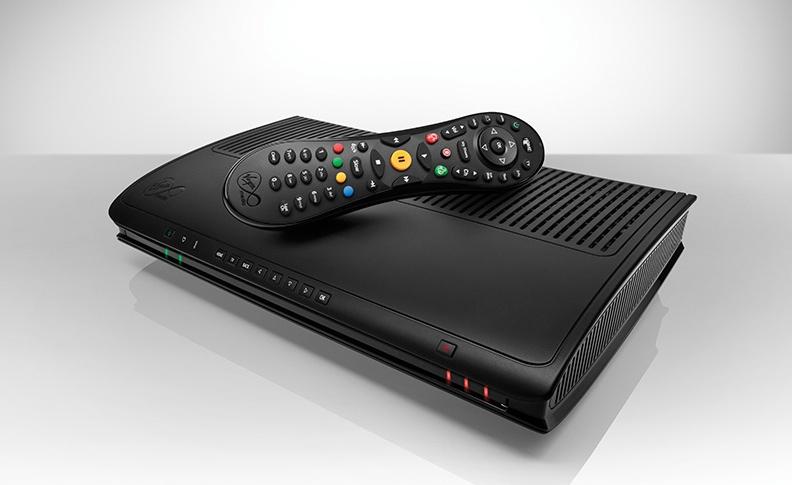 Virgin Media TiVo