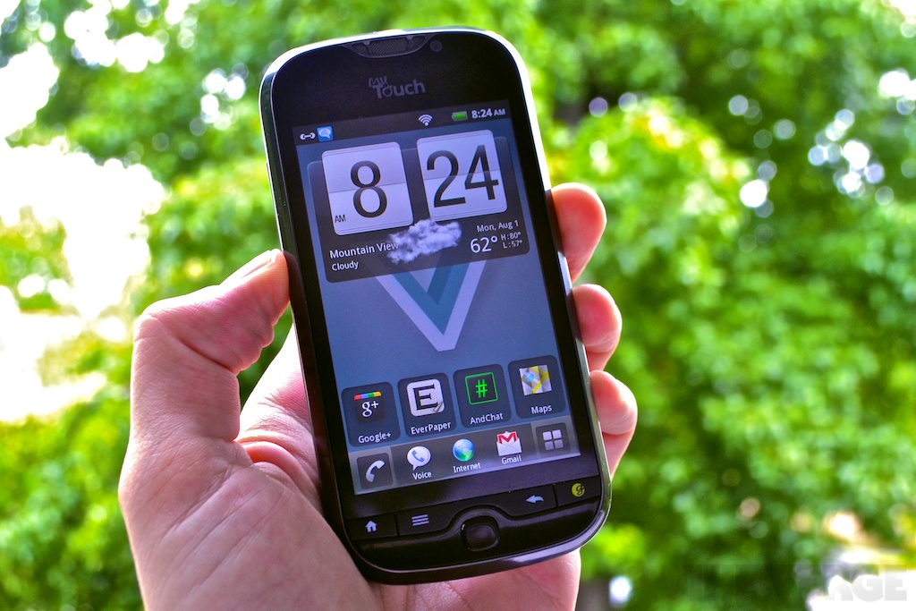 myTouch 4G Slide | HTC - The Verge
