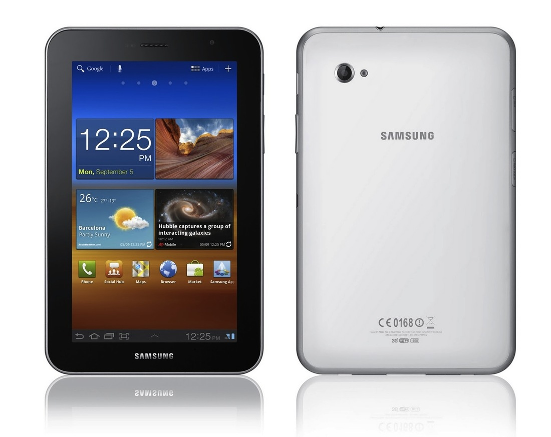 Galaxy Tab 4 Android 7