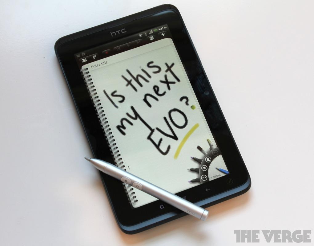 Evo View 4G Lead