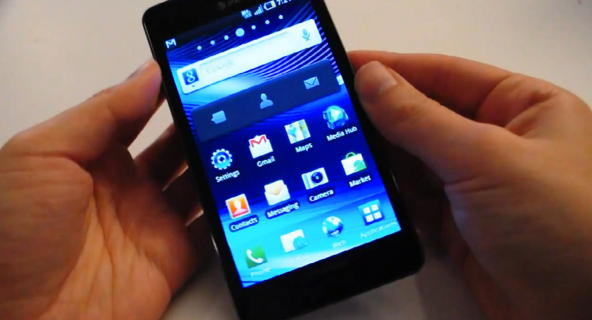 Samsung Infuse 4G review
