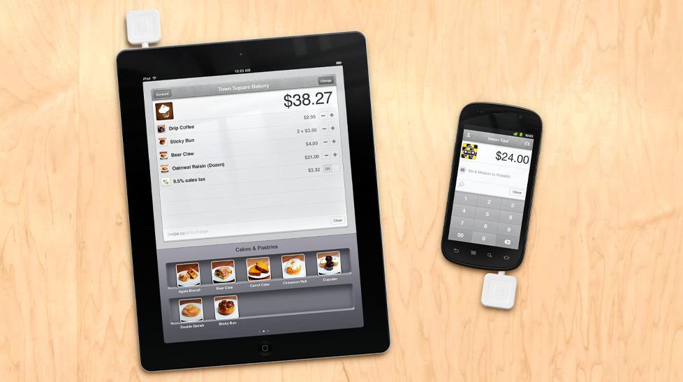 square iphone ipad