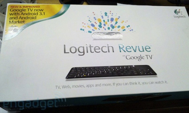 New Logitech Revue