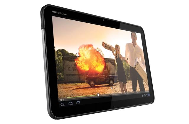 Motorola Xoom Movie Shot