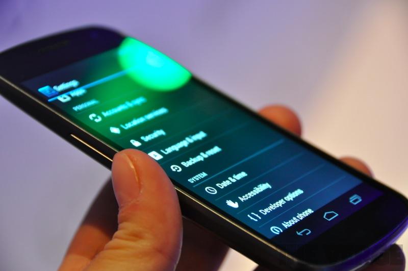Galaxy Nexus Glass