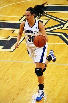 OCU returns All-American sharpshooter Lauren Gober for the 2011-12 campaign