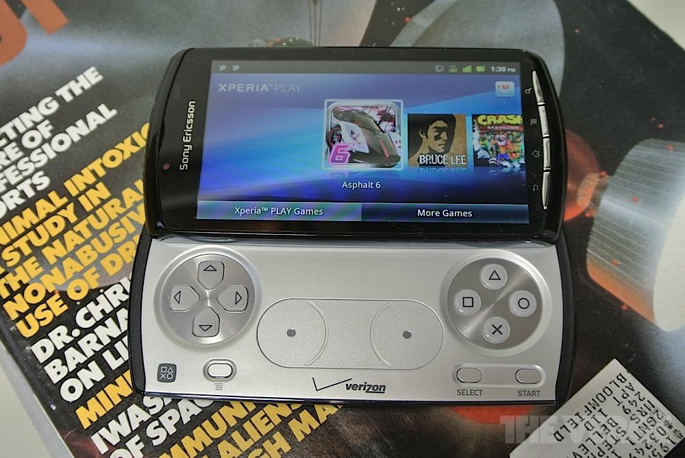 Sony Ericsson Xperia Play (CDMA) headline (1000px)